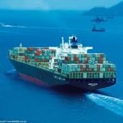 Перевозка грузов водным транспортом в любой порт мира. фото