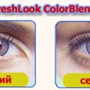 Линзы контактные цветные фото