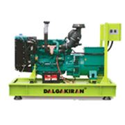 Дизельный генератор DJVP фото