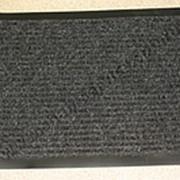 Коврик ворсовый на резиновой основе 120х180 серый фото