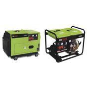 Дизельный генератор GenPower GDG 7000 ECS фото