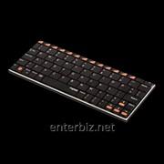 Клавиатура Rapoo E6100 Bluetooth, черная, код 42560 фото