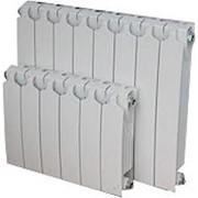 Радиаторы биметаллические BILUX plus500 фото