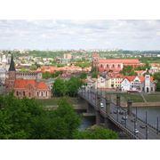 Туры на велосипедах по Каунасу фото