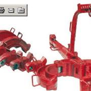 Ключи машинные для бурильных и обсадных труб типа КМ1-2б фото