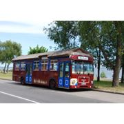 Экскурсия на необыкновенном экскурсионном автобусе