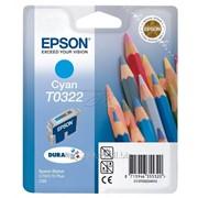 Картридж Epson Cyan для WF-8090/8590 голубой фото