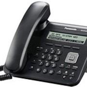 Проводной SIP-телефон KX-UT123RU-B фото