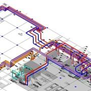 Проектирование и монтаж инженерных сетей, комплексное проектирование инженерных сетей и сооружений фото