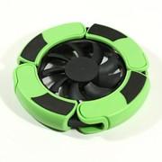 WSS-CP166 USB FAN for NB V-T охлаждающая подставка для ноутбука, Блистер, Зелёный фото