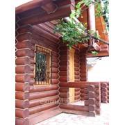 Дома срубы деревянные фото