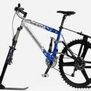 Зимний комплект Ktrak для велосипеда. фото