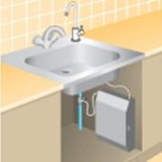 Установка фильтра для воды с отдельным краном фото