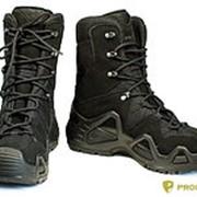 Ботинки Lowa Zephyr GTX HI TF черные фото
