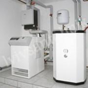 Установка автономного отопления в частном доме, квартире фото