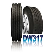 Шины DAEWOO 235/75R17,5 DW317 TL 141/140J фото