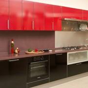 Кухня. Итальянский пластик. Изготовление на заказ. фото