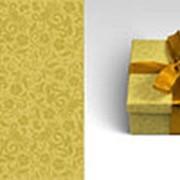 "Упаковочная бумага Миленд ""Цветы-5"", 10 листов, 70 х 100 см., 90 г/м2, 10-05-0024 фото"