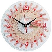 Часы настенные 5000 руб стекло фото