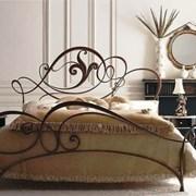 Элитная кованая мебель с элементами плазменной рез фото
