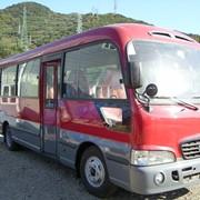 Корейский автобус Hyundai County Long 2005 г. фото