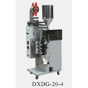 Вертикальное фасовочное оборудование для фасовки и упаковки жидких и вязких продуктов фото