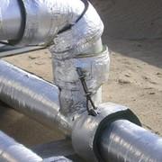 Теплоизоляция для нефтехимической промышленности IC CLAD