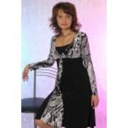 Вечернее платье модель 3 фото