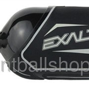 Защитный чехол на баллон Exalt на 68-70-72ci черный фото