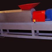 Экструдер для производства полимерно песчаных изделий фото