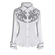 Блузка школьная № 5306-6310 10 фото