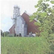 Оборудование и комплектующие для зерносушилок предназначены для установки снаружи и внутри помещения. фото