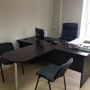 Стол офисный для руководителя с брифингом фото