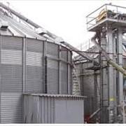 Зерносушилки с порционном режимом работы, Yasar Group, Яшар Груп, Зерносушилки элеваторные, Сушилки для зерна - ОТ 80 ДО 2450 т/сутки фото