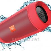 Колонки JBL Charge II Plus Red (CHARGE2PLUSREDEU), код 112537 фото