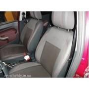 Модельные Авточехлы Premium FORD FIESTA (MK7) restyle 2013 фото