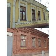Пескоструйная очистка фасада здания фото