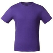 Футболка фиолетовая «T-Bolka 160», размер XXL фото