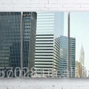 Модульна картина на полотні Нью-Йорк код КМ100180-010 фото