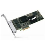 Сетевая карта Dell Intel Gigabit ET Quad Port Server Adapter PCIe x4 (540-10692) фото