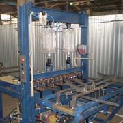 Разработка промышленных станков, оборудования фото