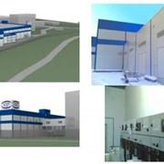 Проектирование производственных зданий и комплексов фото