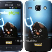 Чехол на Samsung Galaxy Core i8262 Angry birds. Star wars 545c-88 фото