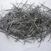 Фибра волновая стальная фото