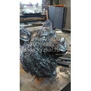 Скульптуры из металла фото