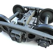 Колесные пары (освидетельствованные) с толщиной обода 50-59 мм фото