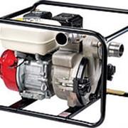 Мотопомпа бензиновая для грязной воды DAISHIN SWT-100HX фото