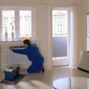 Монтаж систем теплових і гарячого водопостачання фото