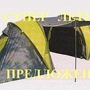 4-6 месная кемпинговая палатка 8,4 м2 фото