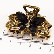 Краб (5 см.) бронзовый с цветными камнями 213276(16) фото